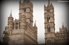 Palermo Cathedral & Santa Rosalia
